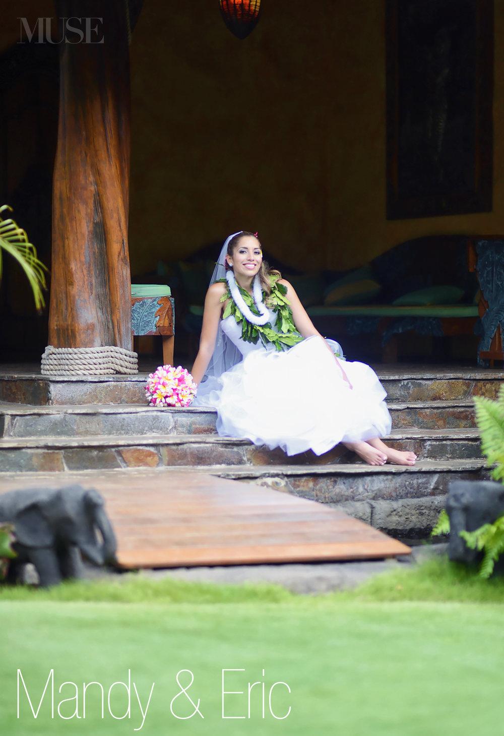 MUSE Bride Lookbook - Brides . Mandy