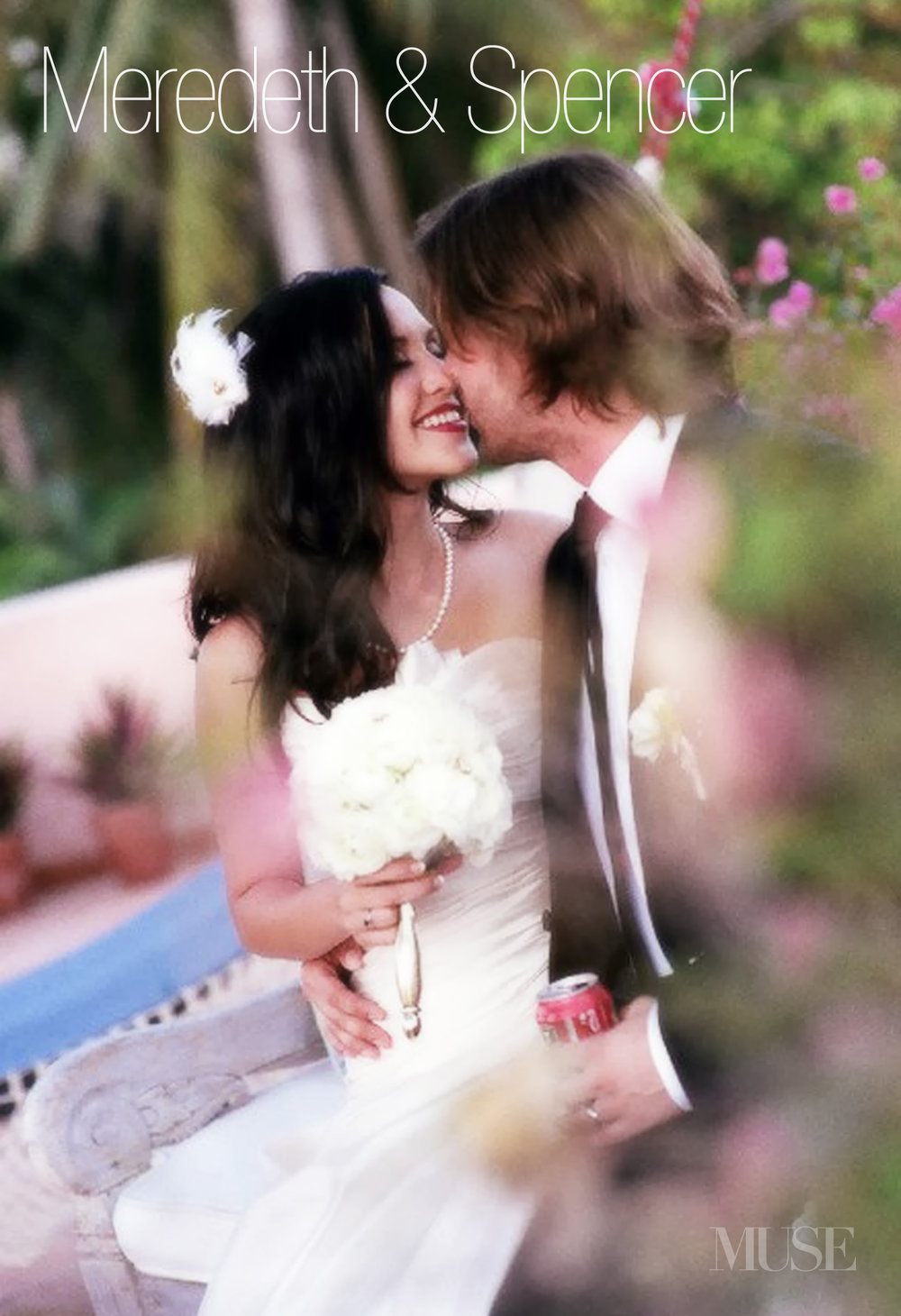 MUSE Bride Lookbook - Brides . Meredith