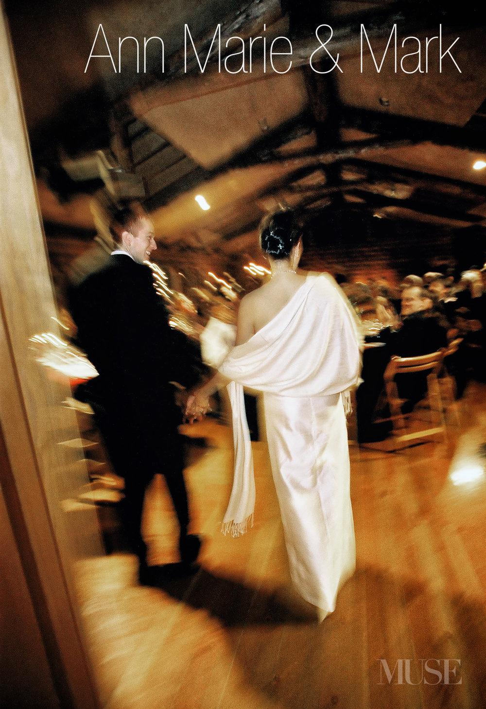 MUSE Bride Lookbook - Brides . Ann Marie