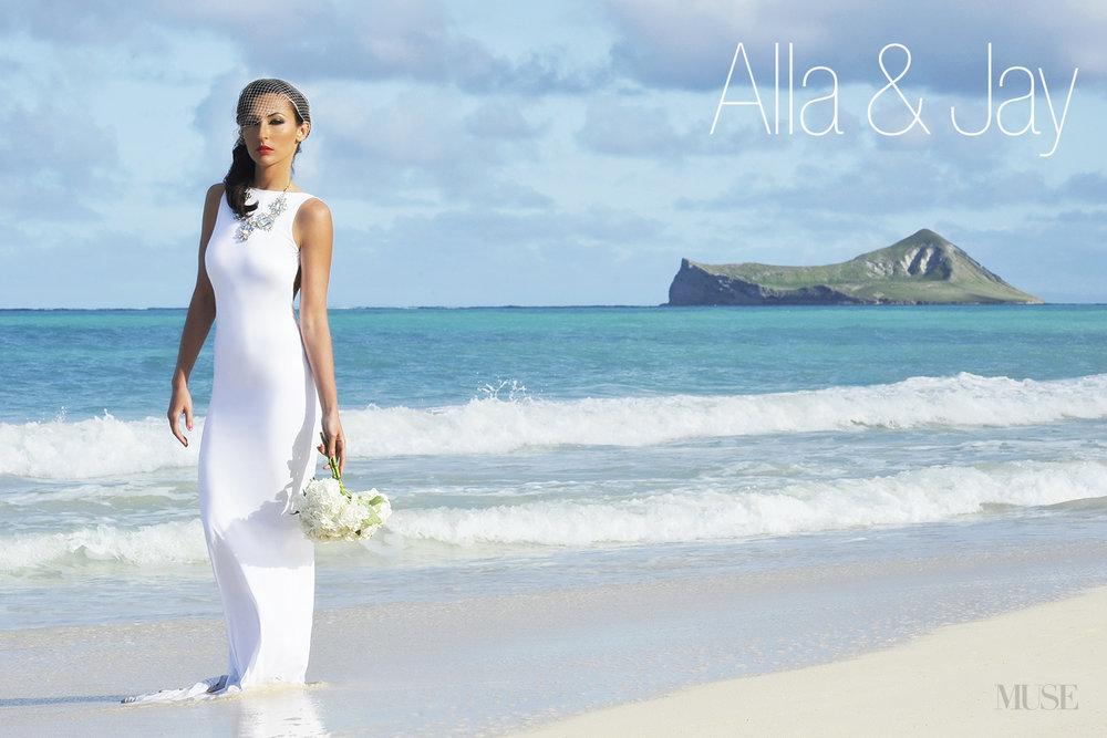 MUSE Bride Lookbook - Brides . Alla