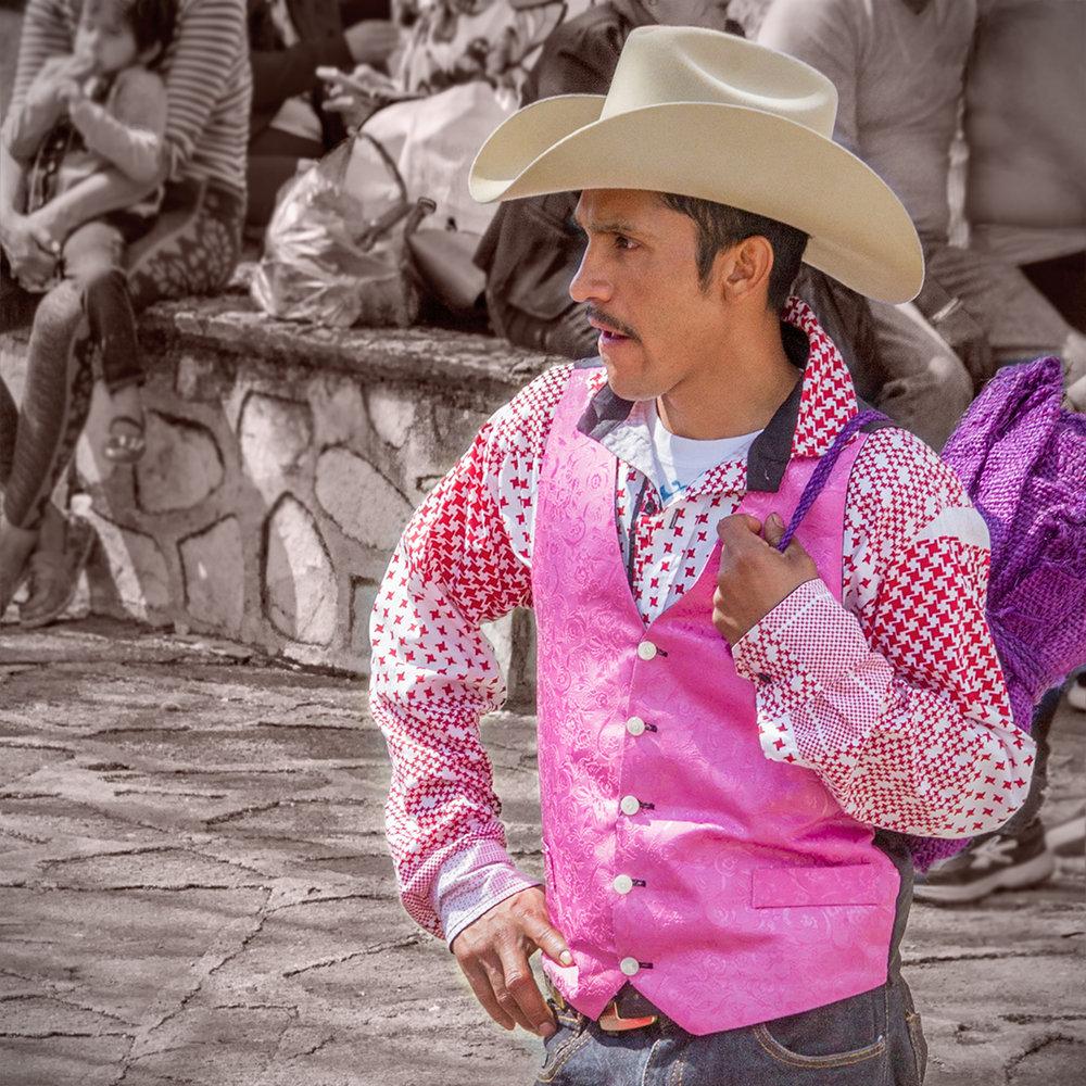 Pink Cowboy