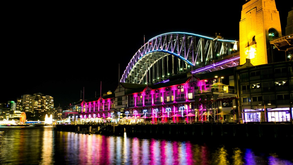 Sydney Vivid - Festival of Light, Music & Ideas