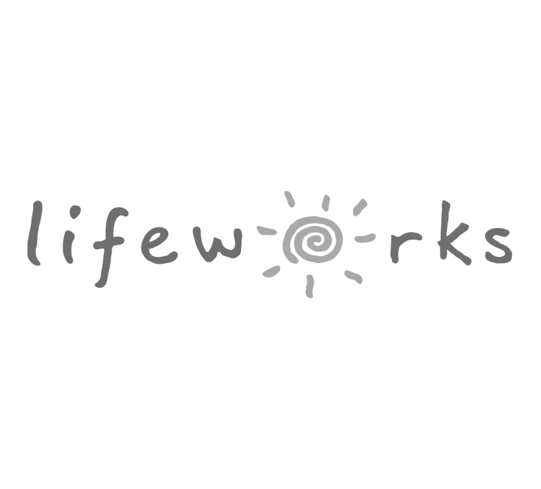 lifeworks  |  social services for youth brand strategy & identity, brand message framework, consulting