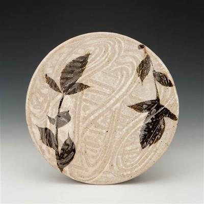 Pots Purchased Online: Michael Kline, Small Dish. Purchased from AKAR website (Photo courtesy of AKAR Gallery)