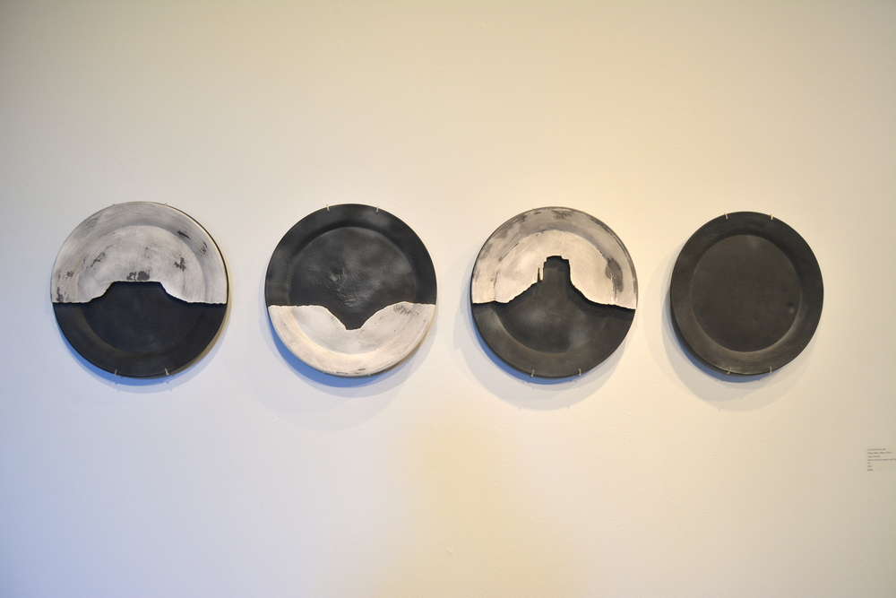 Commemorative Set (Mesa, Basin, Mitten, Moon) by Jason Hackett