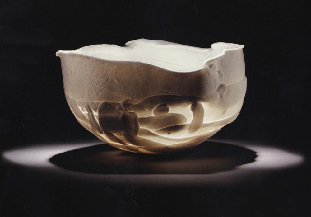 Figure 2 Rudolf Staffel, Bowl, 1969, Philadelphia Museum of Art.
