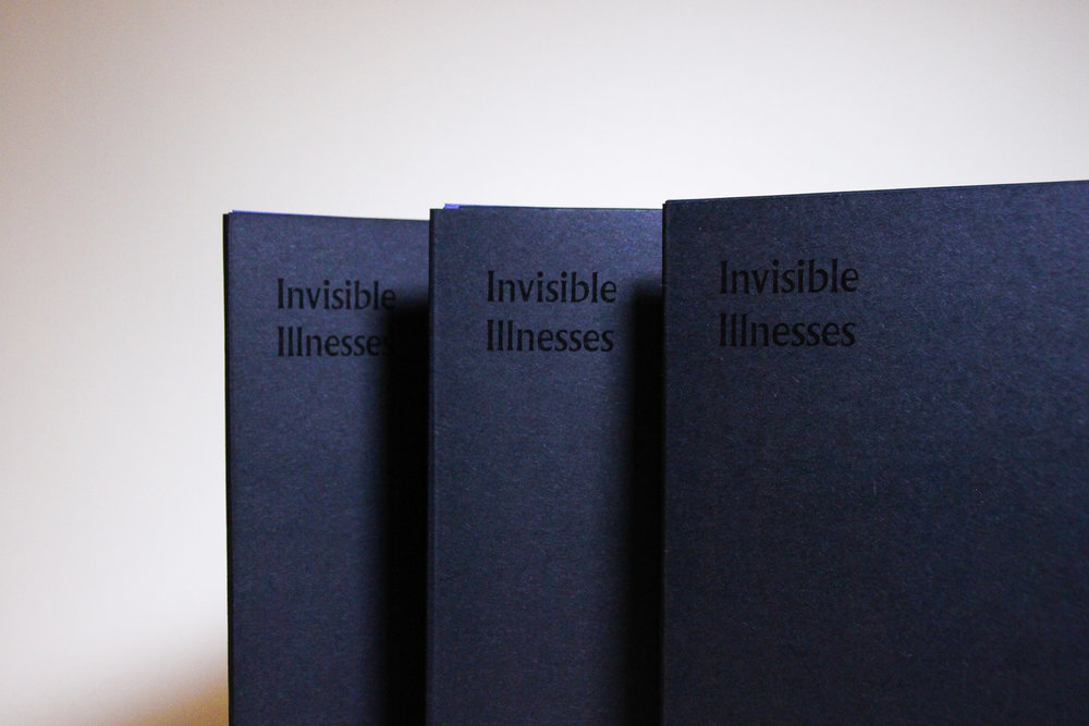 Figure 11.0 Invisible Illnesses booklet