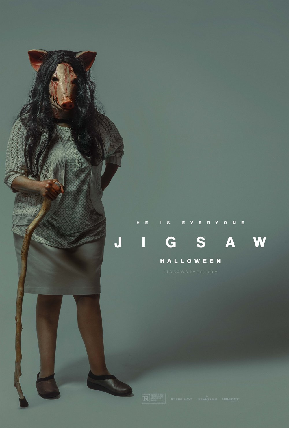 Jigsaw: He is Everyone