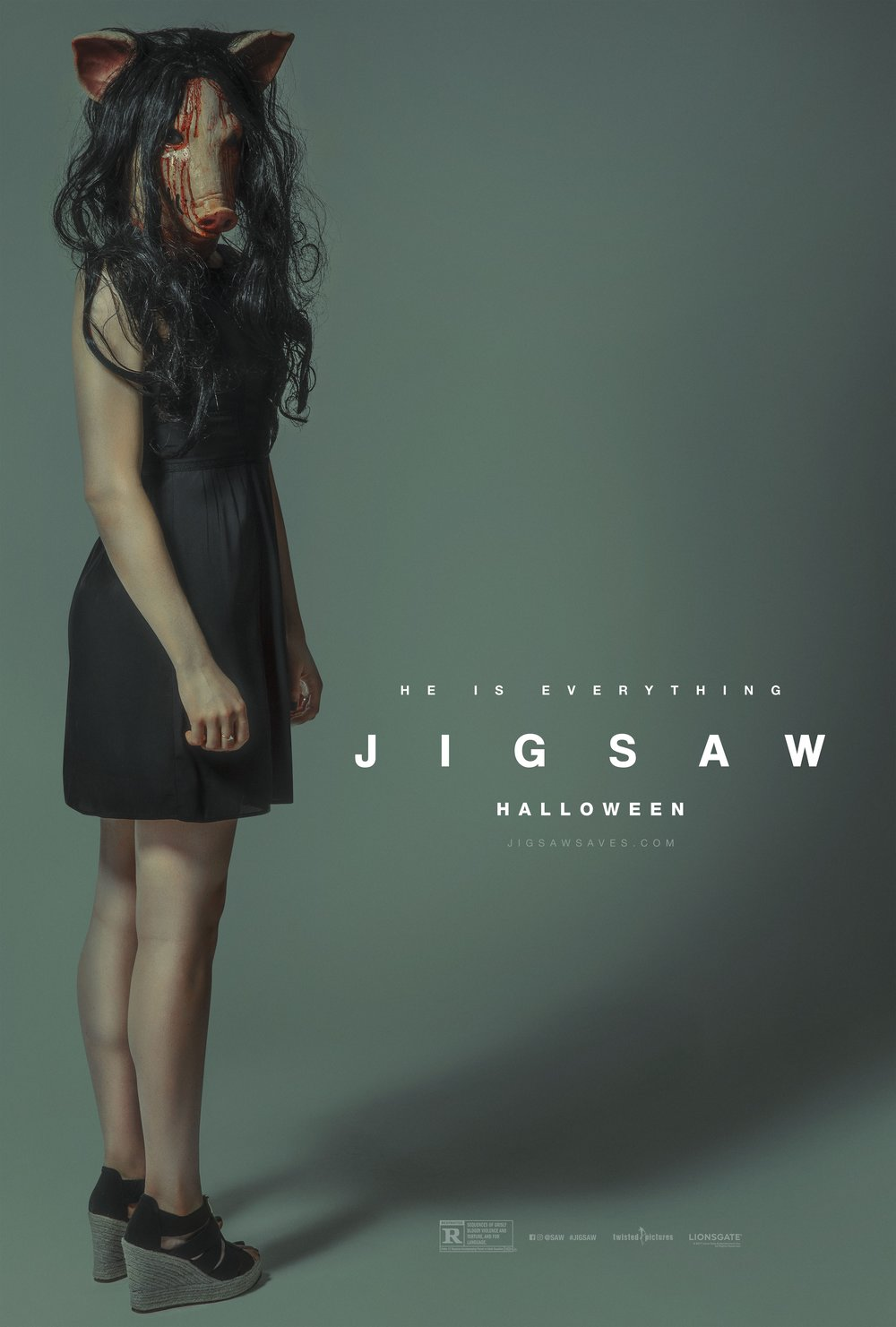 Jigsaw: He is Everything