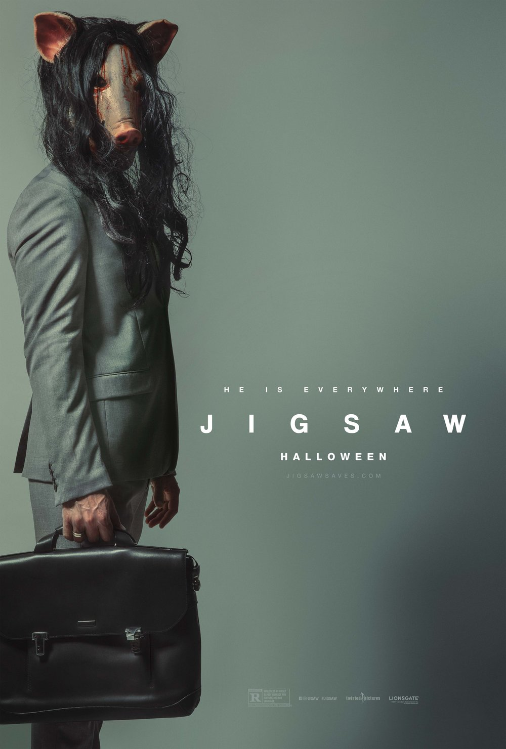 Jigsaw: He is Everywhere