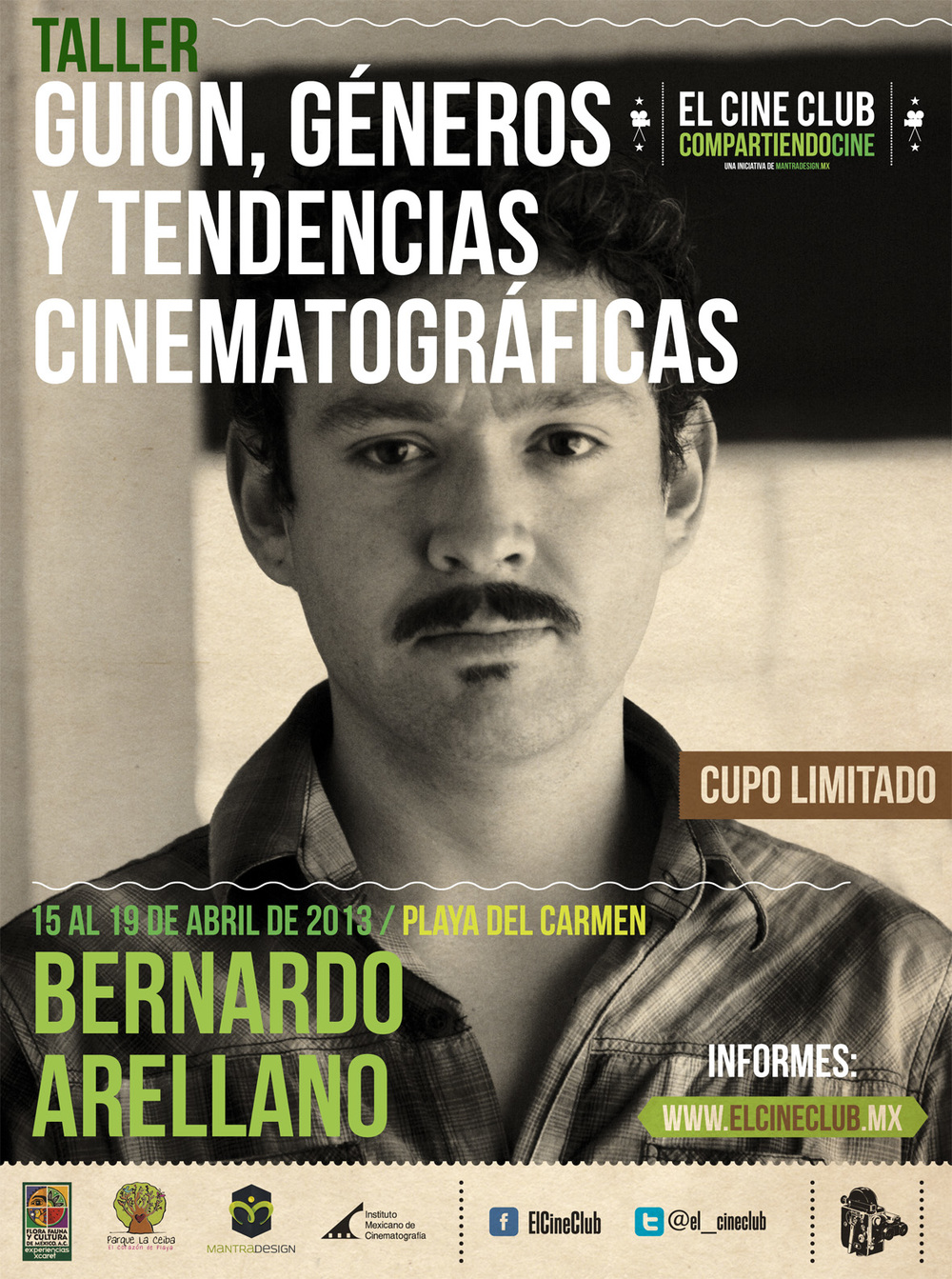 Taller Guion, Géneros y Tendencias Cinematográficas