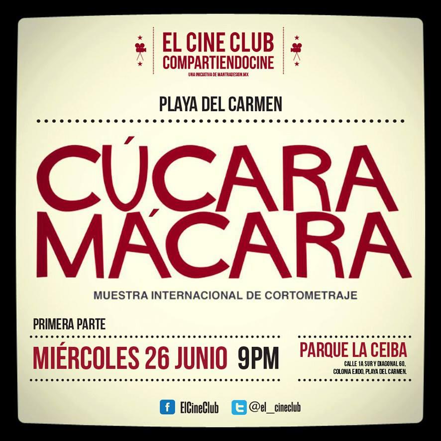 Cúcara Mácara 2013