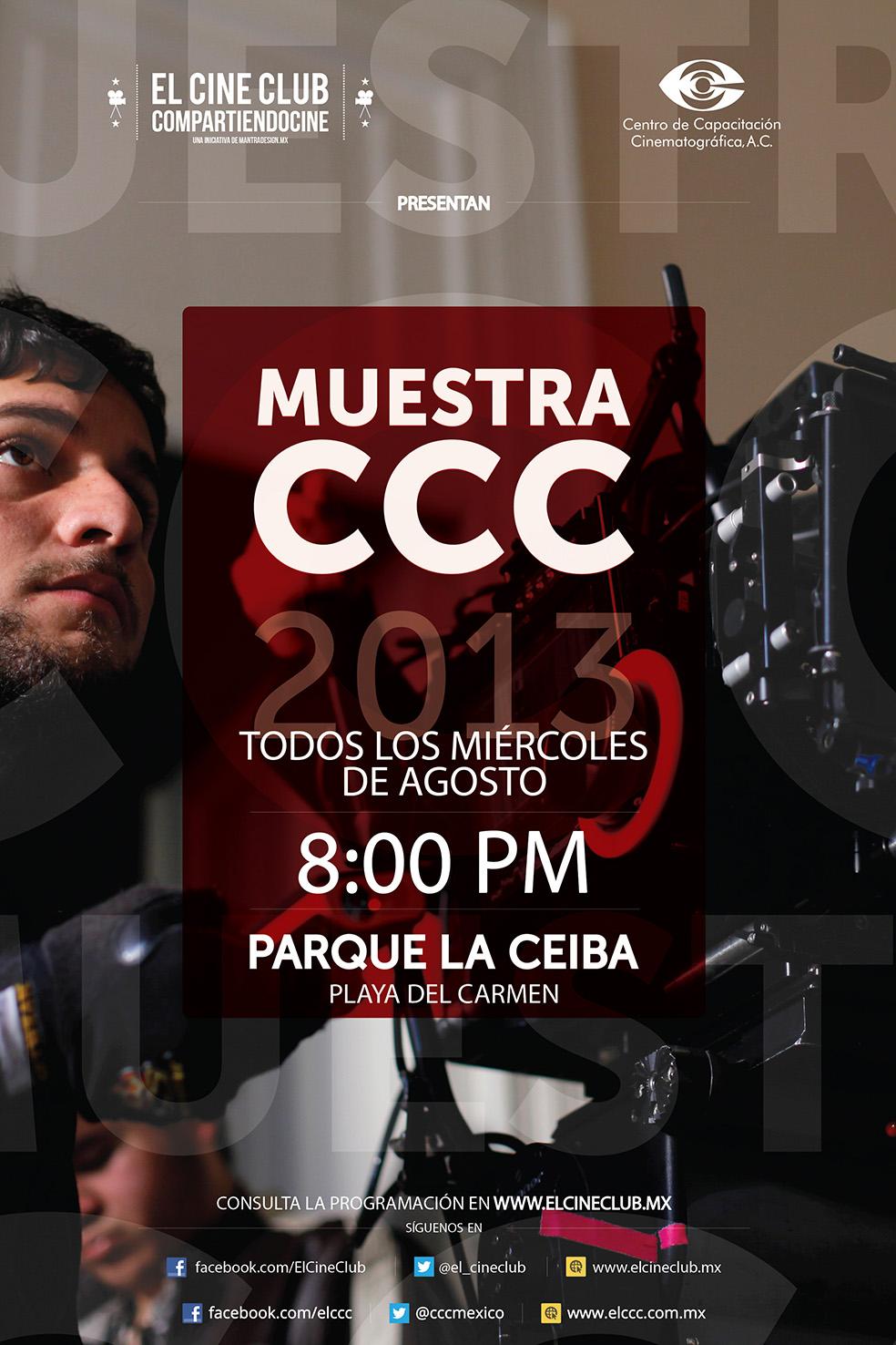 Muestra CCC 2013 en Playa
