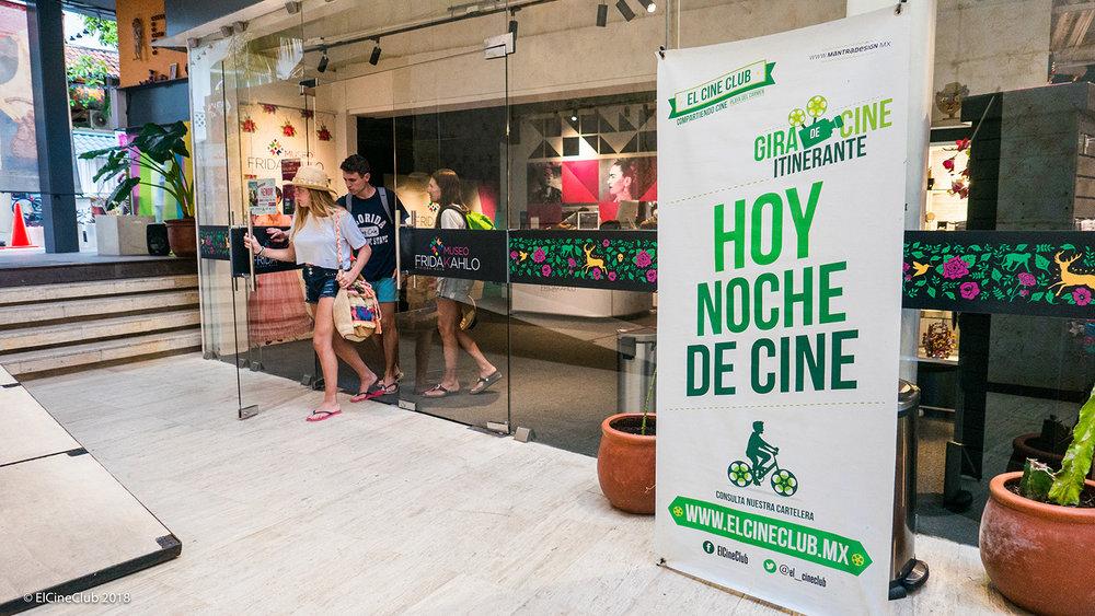 Museo Frida Kahlo Riviera Maya - Calle 8 y Quinta Avenida / Playa del Carmen Centro
