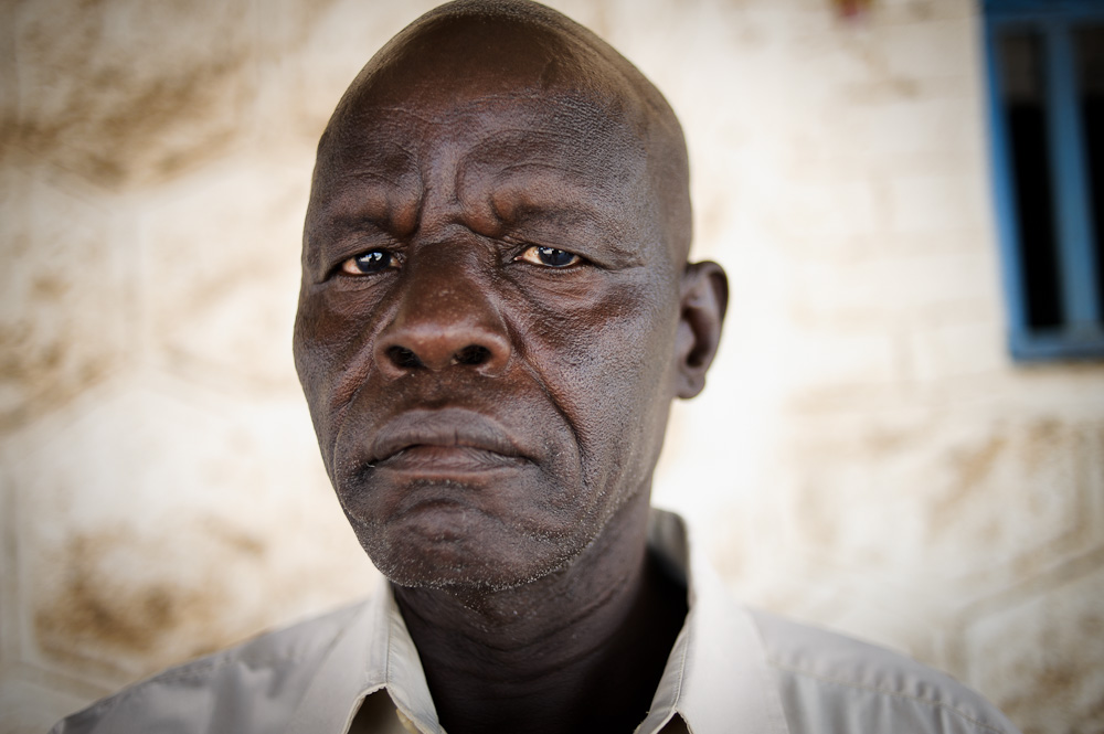 Kong Tim has just registered to vote in the Southern Sudan independence referendum, scheduled for January 9, 2011, six years after the Comprehensive Peace Agreement ended the north-south civil war in Sudan. At 79 years of age, nearly half of Kong's life has been marred by the war.