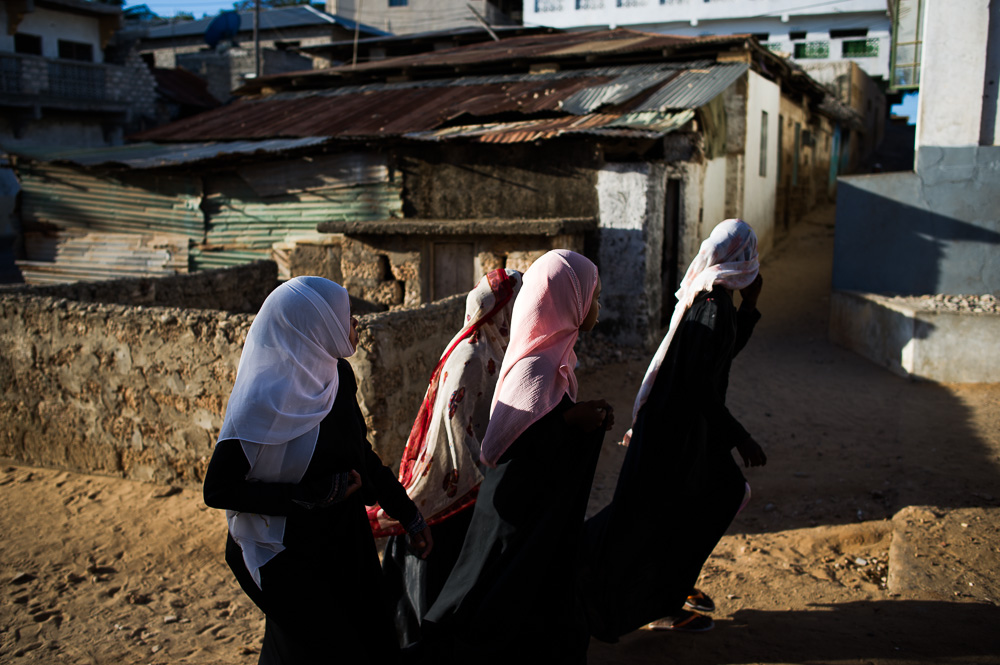The coast is home to many of Kenya's Muslims, and maintains a strong Islamic identity.