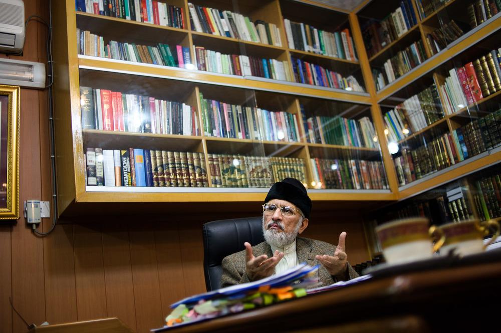 Sheikh Muhamed Tahrir ul-Qadri