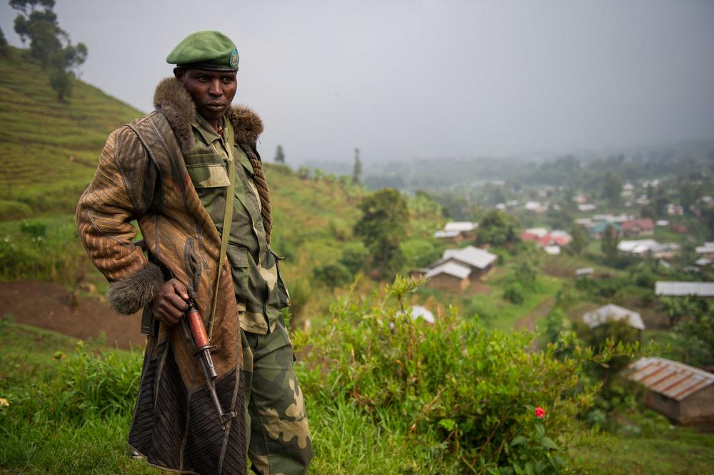 M23 Rebel Soldier
