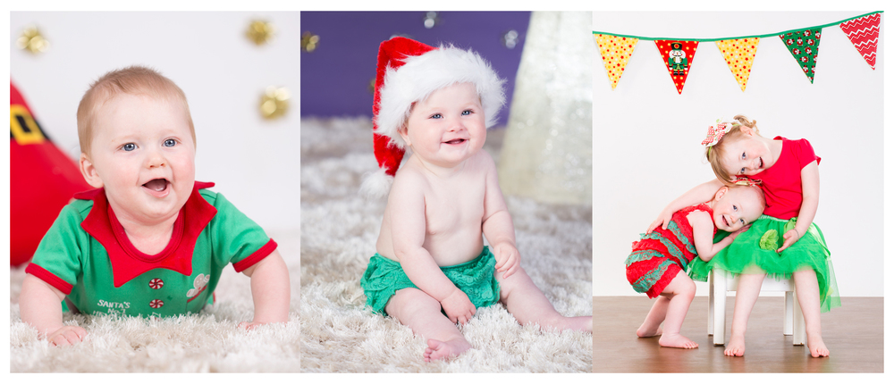 Canberra Children's Christmas Photography