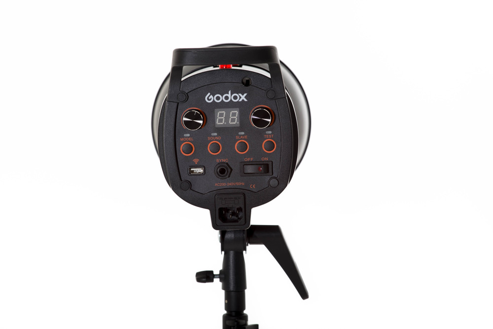 Godox QT-400 FLASH HEAD