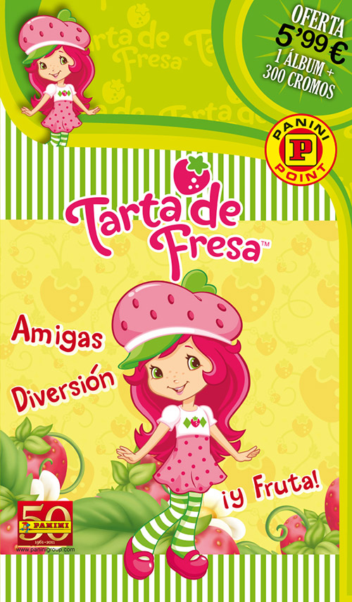 PANINI BAGS TARTA DE FRESA