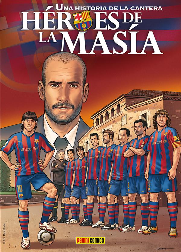 HEROIS DE LA MASIA