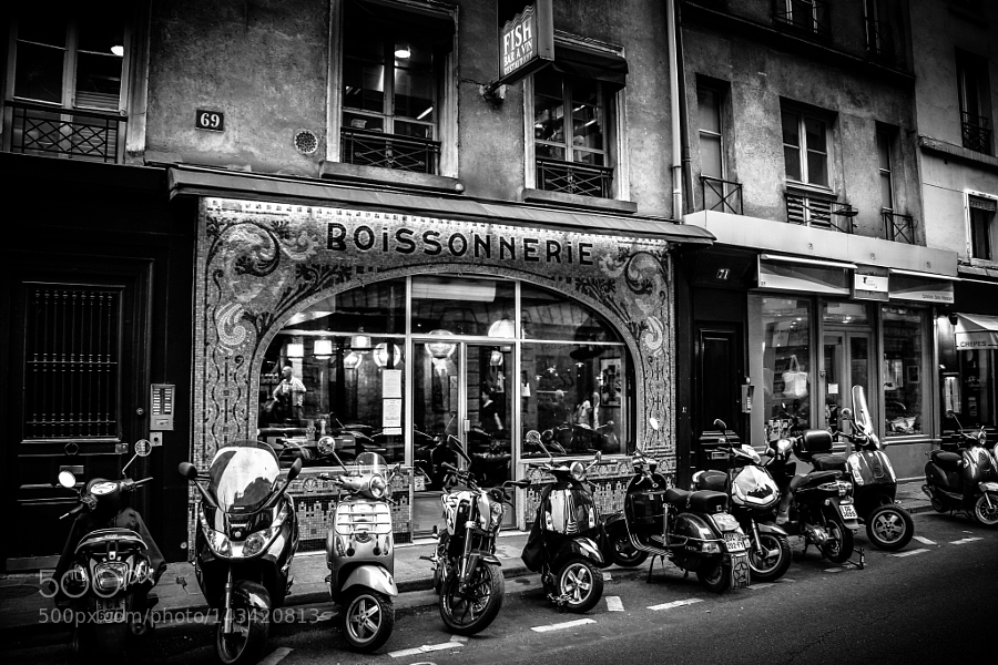 """Fish la Boissonerie"""