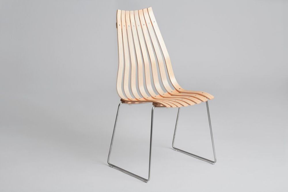 Scandia Prince chair. Designed by Hans Bratterud for FjordFiesta.  Photo: Kaja Bruskeland