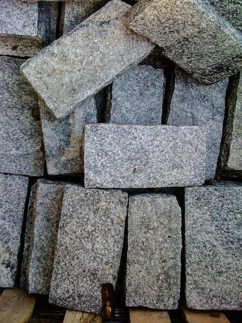 Belgian blocks