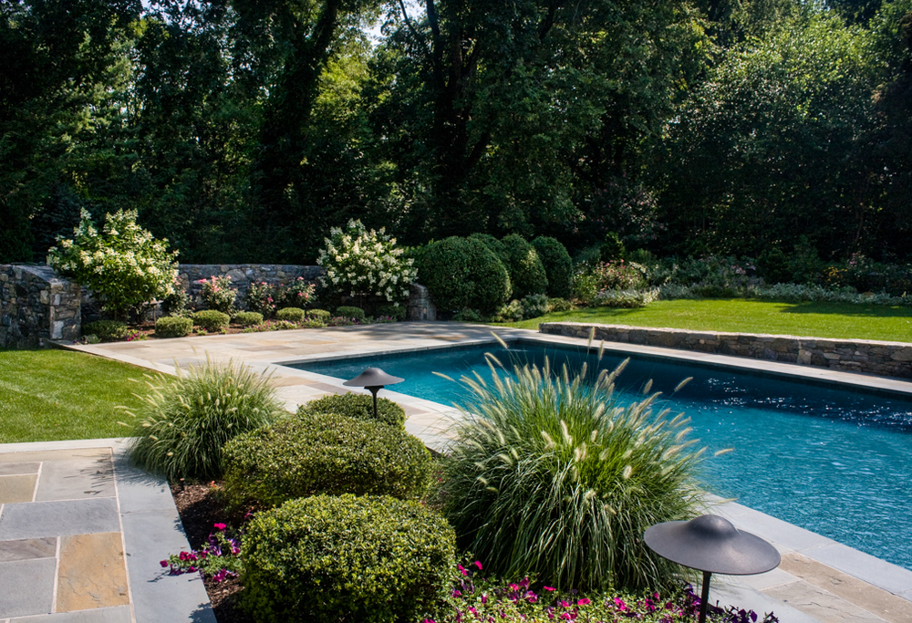 LANDSCAPE DESIGN & CONTRACTING SERVICES