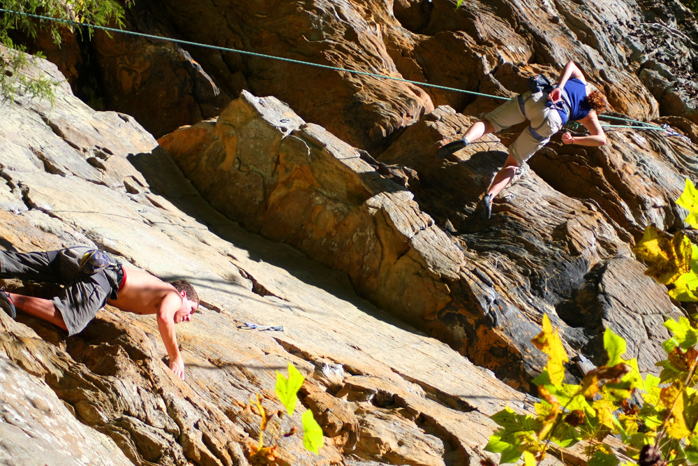 """Rocktober Fest"" - Red River Gorge, Kentucky"