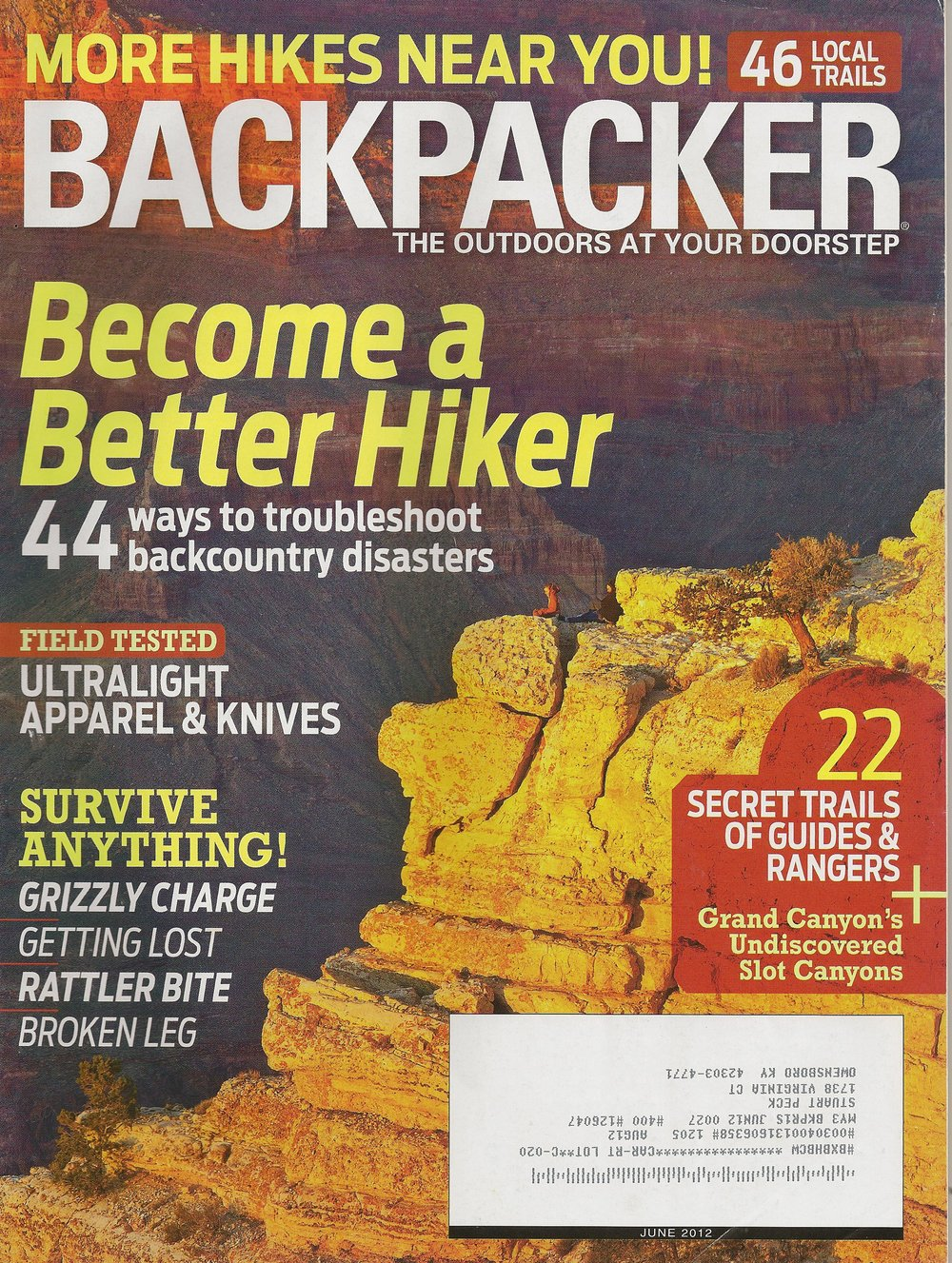Two Lakes Loop BACKPACKER magazine - November 2011 Page 1 Page 2