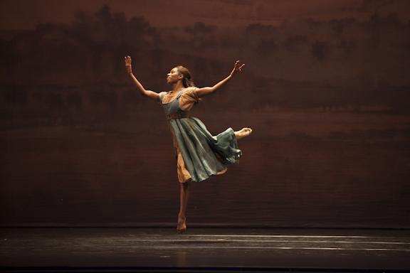 Michelle Fleet at Lincoln Center