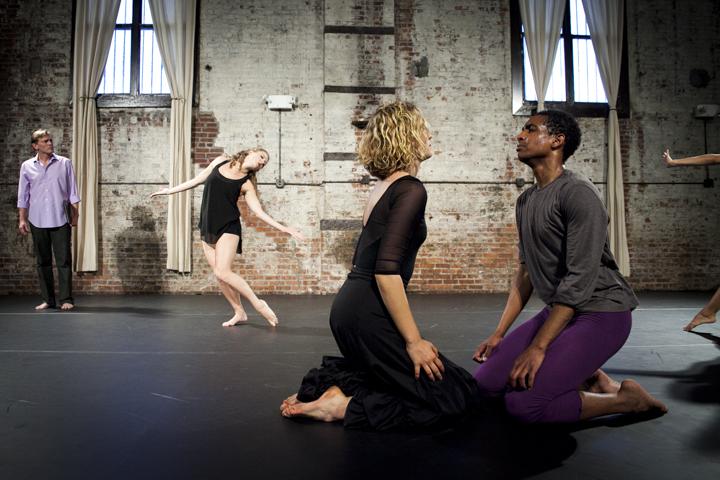 Choreographer Juan Michael Porter II