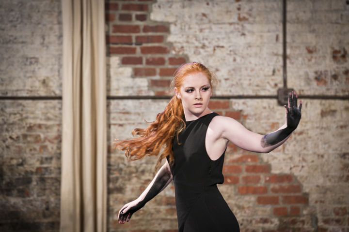Choreographer Carol Mendes
