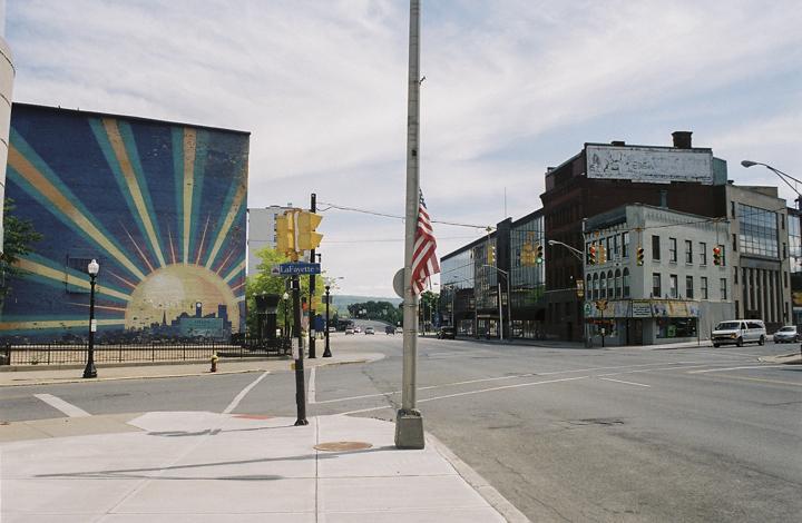 Downtown Utica 2014