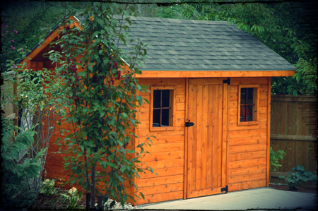 Click through to see our full custom shed picture gallery