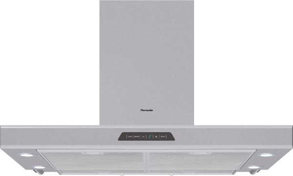 """Thermador 36"""" slide out vent hood"""