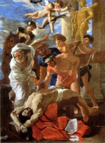 The Martyrdom of St. Erasmus   1628 Ottawa.jpg