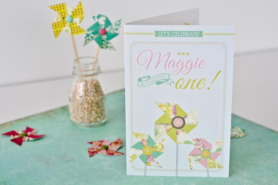Maggie's 1st Birthday