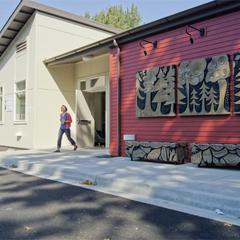 woodridge community building