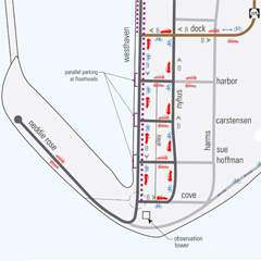 westport streetscape -