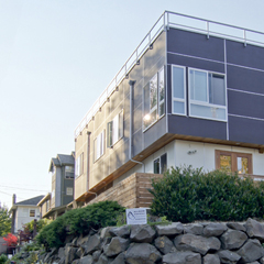 queen anne residence -