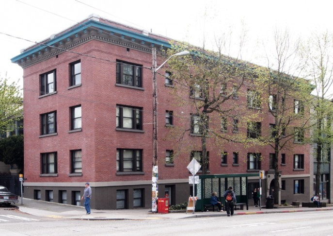the pinevue apartment building, and why it is worth saving