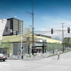 roosevelt & northgate link station -