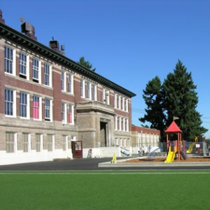 mcgilvra elementary school renovations -