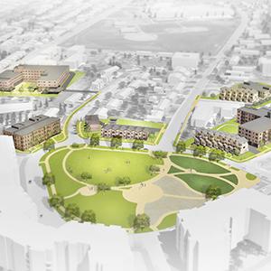 sunset area revitalization -