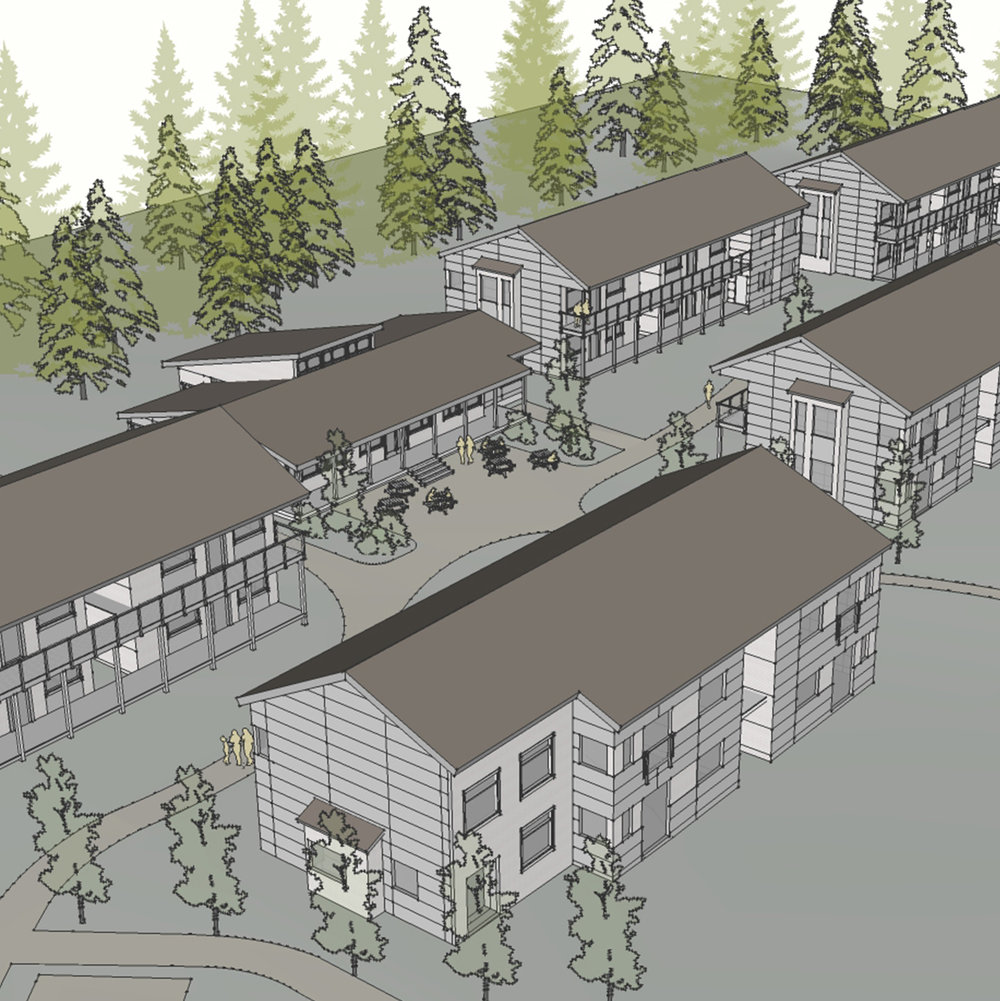 householder refuge cohousing -