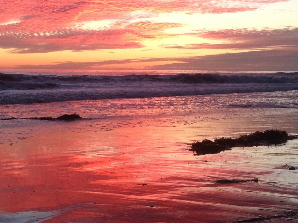 Sunset~Santa Barbara, CA
