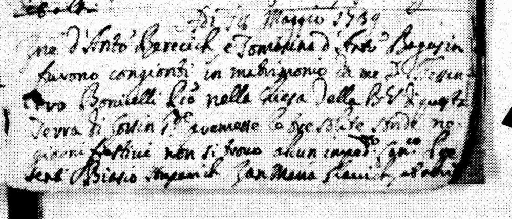 1739 Mar Giovanni Rerecich and Tomasina Ragusin crop sm.jpg
